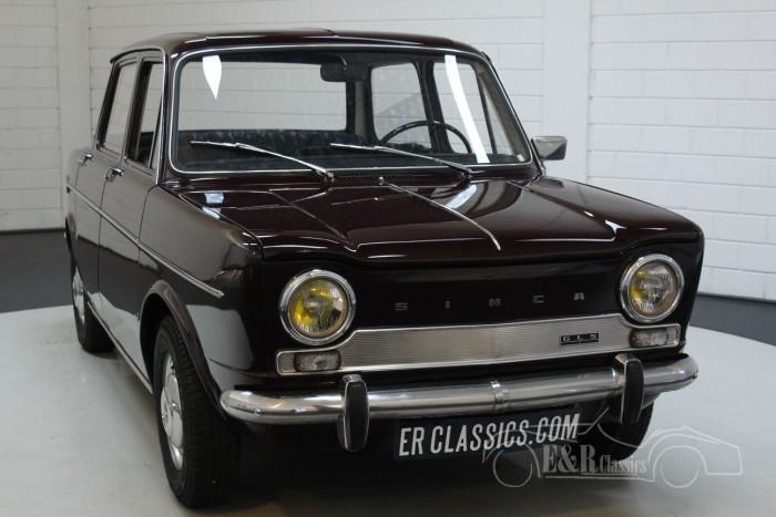 Simca S1000 GLS 1968 venda