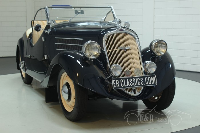 Skoda Popular II 420 Roadster 1937  for sale