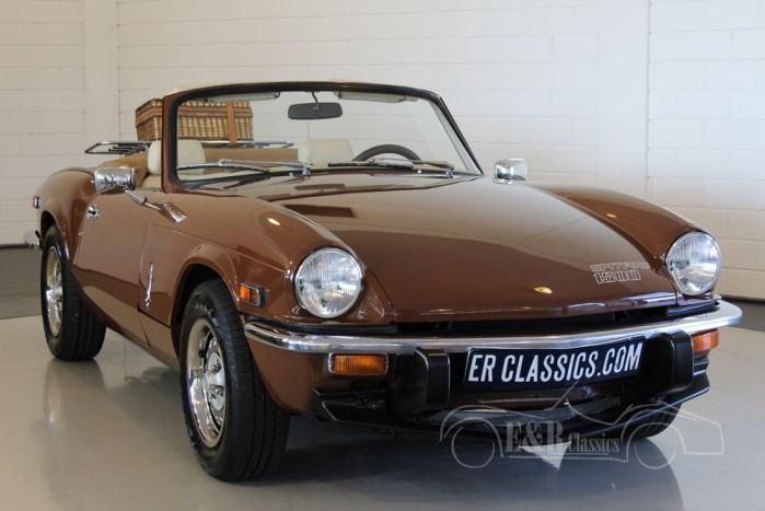 View All Photos Triumph Spitfire 1500 Cabriolet 1980 For Sale
