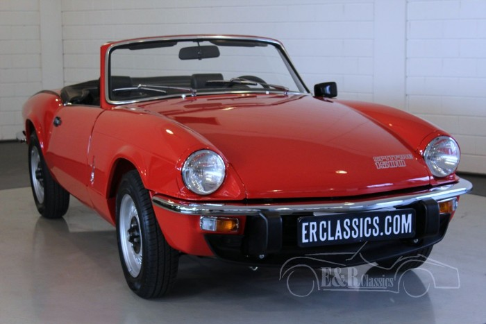 Triumph Spitfire 1500 1977  for sale