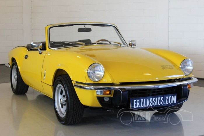 Triumph Spitfire 1500 TC 1979 for sale