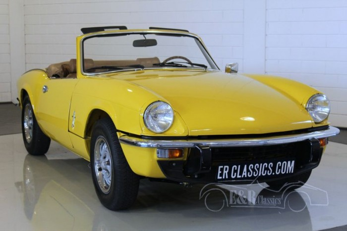 Triumph Spitfire 1500 TC 1977 for sale