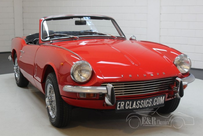 Triumph Spitfire MK3 1967 for sale