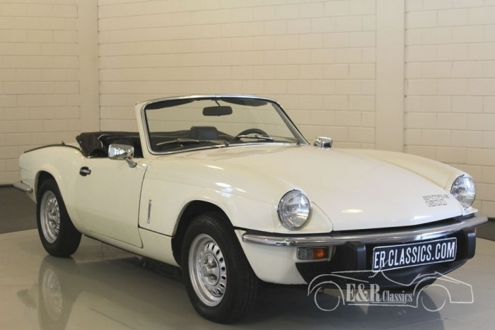 Triumph Spitfire 1500 TC 1978  for sale