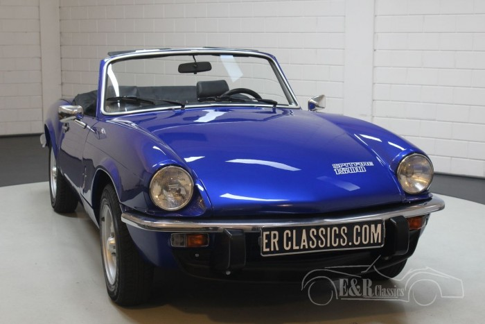 Triumph Spitfire 1500 Cabriolet 1981  for sale