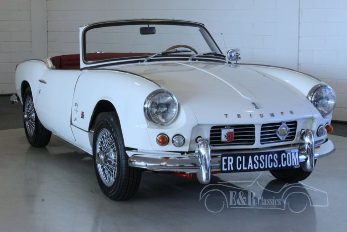 Triumph Spitfire MK2 Cabriolet 1965 for sale