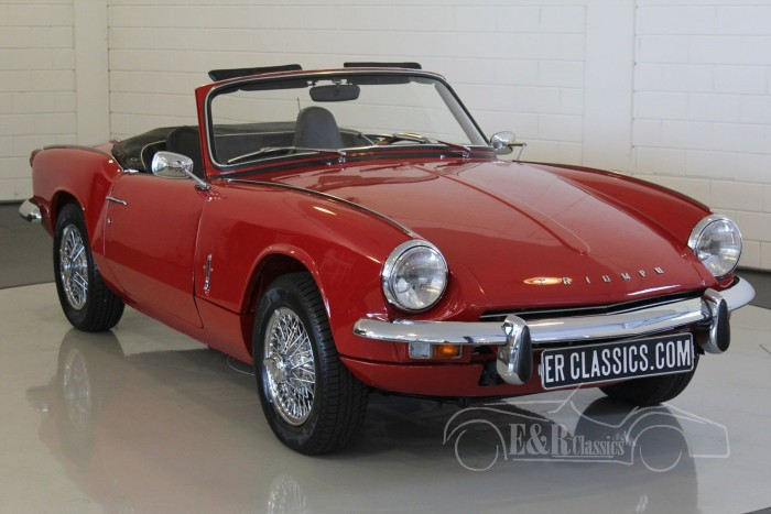 Triumph Spitfire MK3 Cabriolet 1968 for sale