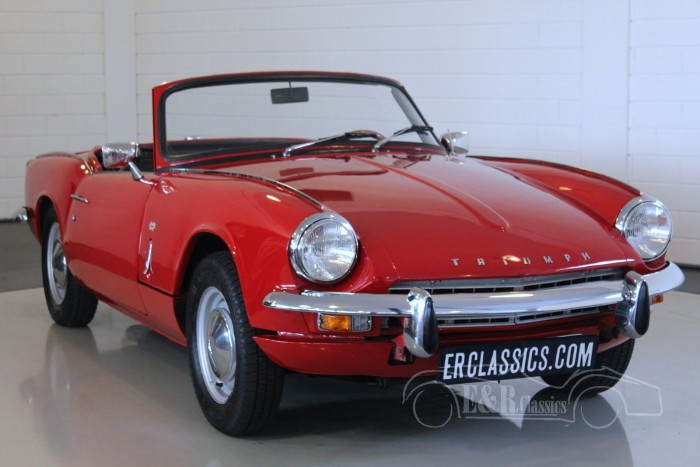 Triumph Spitfire MK3 1968 for sale