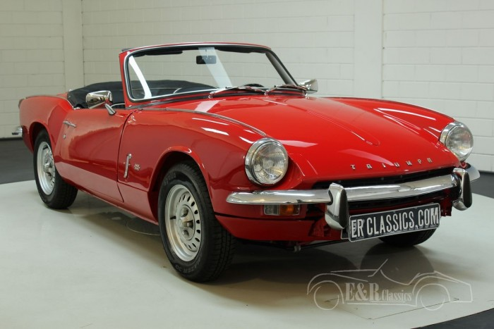 Triumph Spitfire MK3 cabriolet 1967  for sale