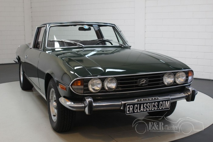 Triumph Stag Cabriolet 1976 for sale
