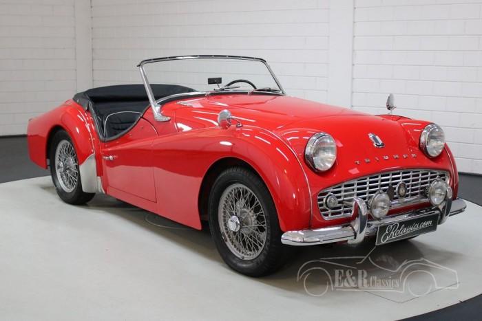 Triumph TR3 1959 for sale