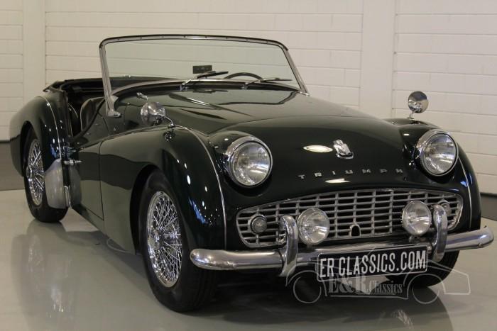 Triumph TR3A Cabriolet 1960  for sale