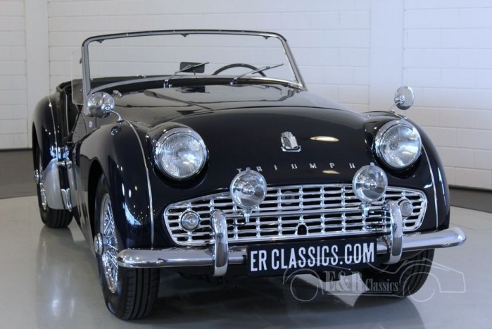 Triumph TR3 A Cabriolet 1961 for sale