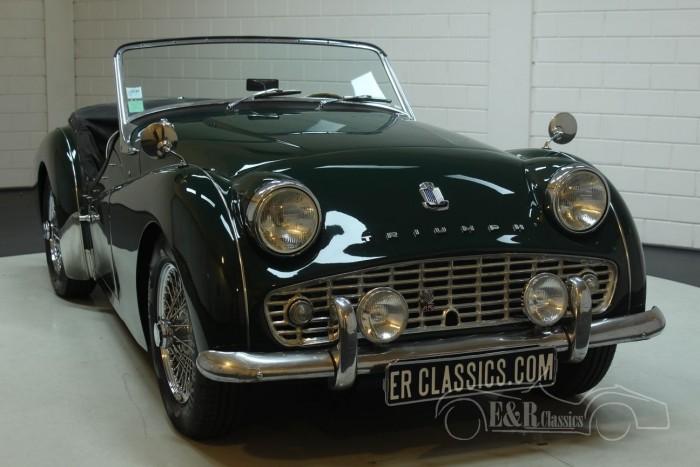 Triumph TR3A 1960  for sale