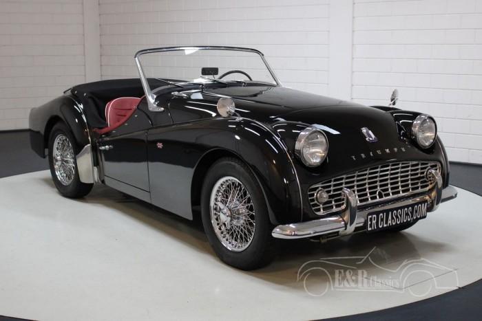 Sprzedaż Triumph TR3A
