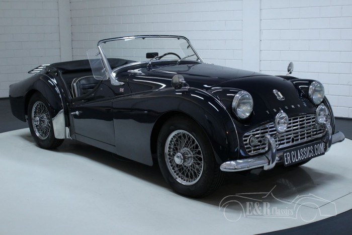 Triumph TR3A 1963  for sale
