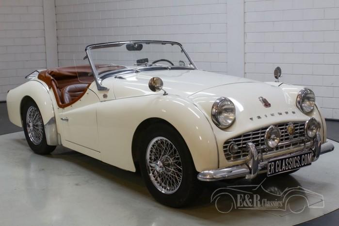 Triumph TR3A for sale