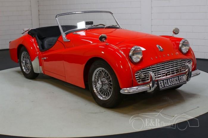 Triumph TR3B for sale