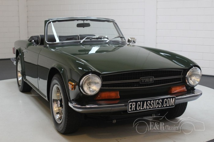 Triumph TR6 Cabriolet 1969 for sale