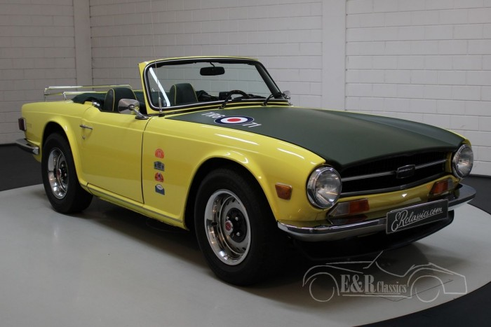 Triumph TR6 1971  for sale