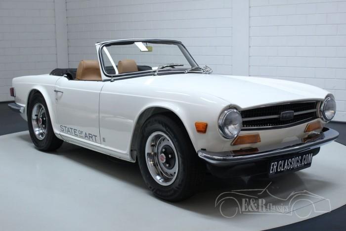 Triumph TR6 1972  for sale