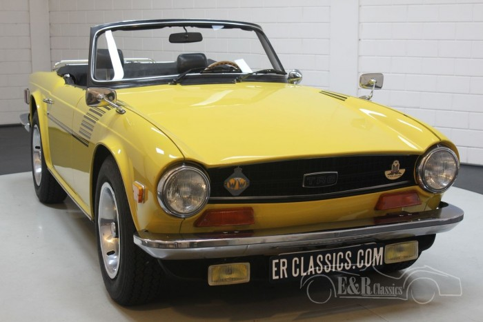 Triumph TR6 1973  for sale