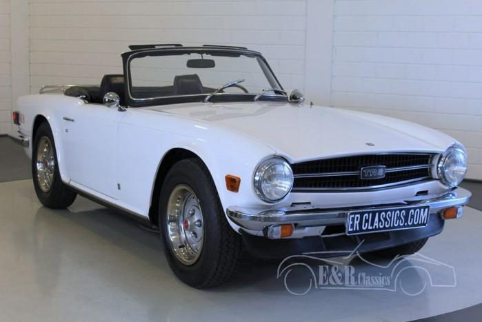 Triumph TR6 1976 Overdrive for sale