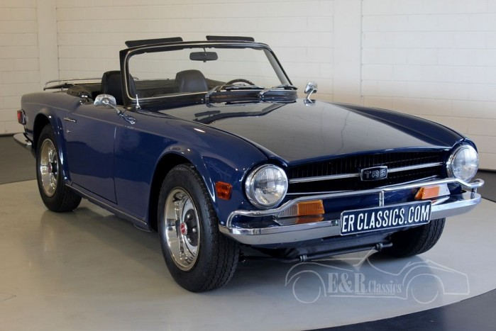 Triumph TR6 Cabriolet 1972 for sale