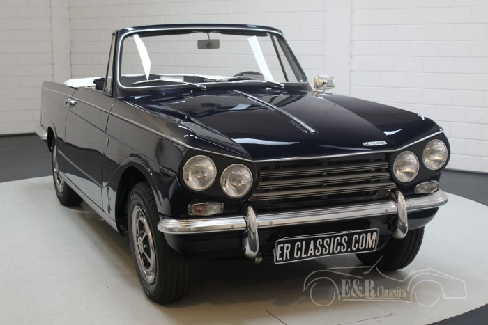Triumph Vitesse cabriolet 1970 for sale