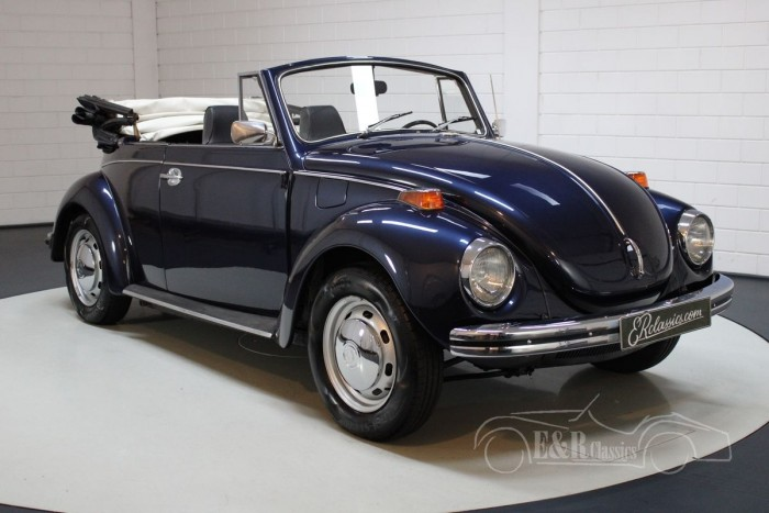 Sprzedaż Volkswagen Beetle 1302 kabriolet 1972