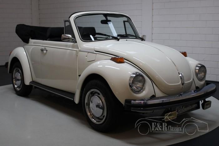 Sprzedaż Volkswagen 1303LS kabriolet 1978