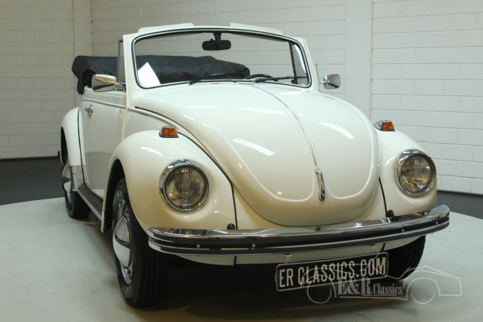 Volkswagen Beetle 1302 Cabriolet 1972 for sale