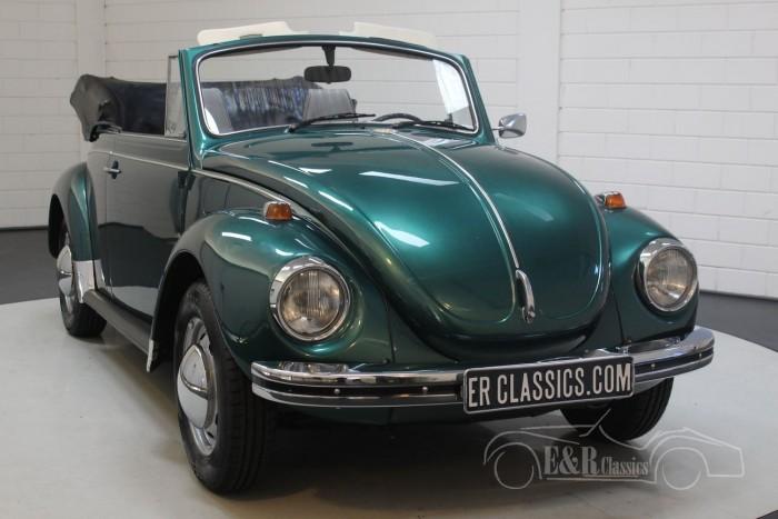 Volkswagen Beetle Cabriolet 1972 for sale