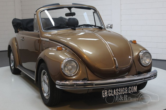 Volkswagen Beetle 1303 LS Cabriolet 1973  for sale