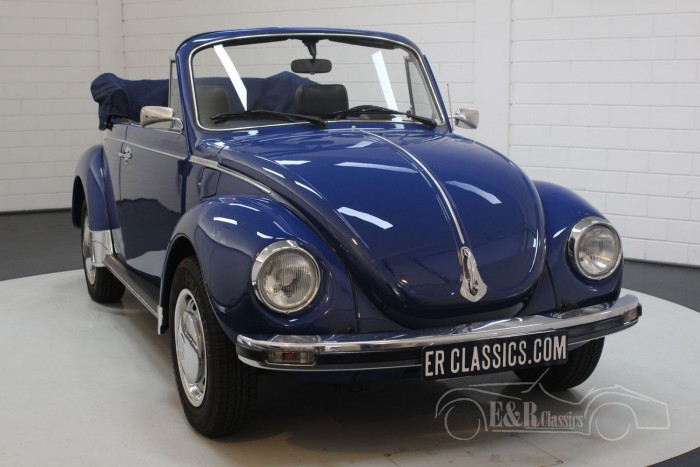 Volkswagen Beetle 1303 LS Cabriolet 1976 for sale