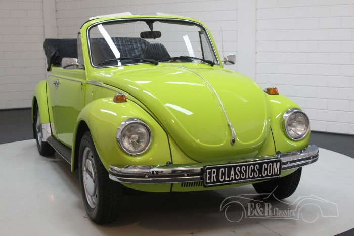 Volkswagen Beetle 1303 S Cabriolet 1978 for sale