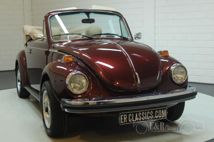 Volkswagen Beetle 1303 Cabriolet 1978  for sale
