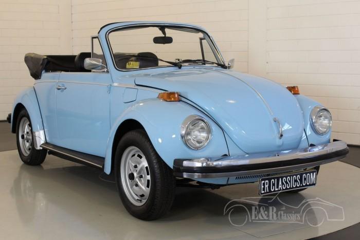 VW Beetle Cabriolet 1979  for sale