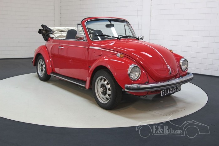 VW Beetle Cabriolet for sale