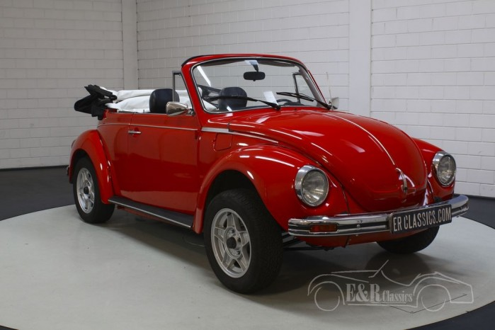 VWビートルカブリオレの販売