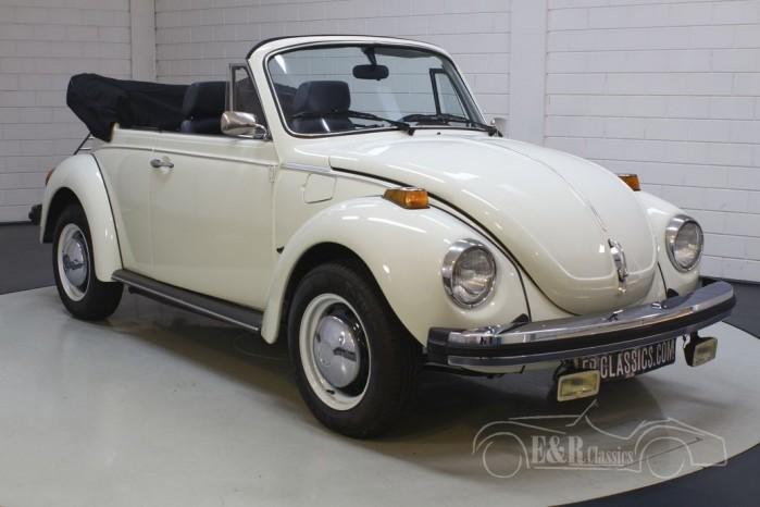 VW Beetle Cabriolet  for sale