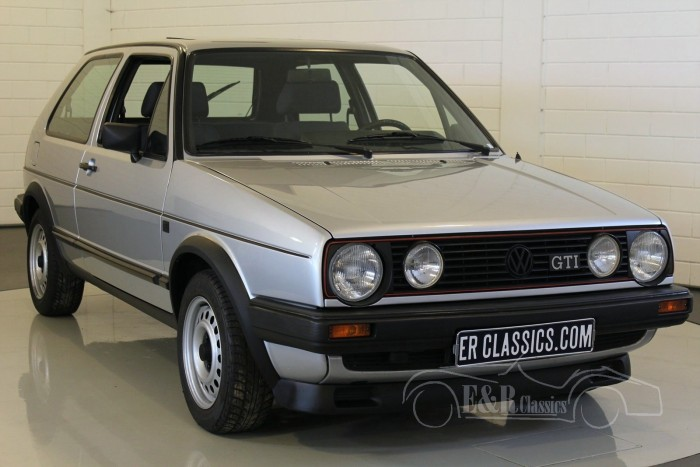 Volkswagen Golf GTI MK2 1987 for sale