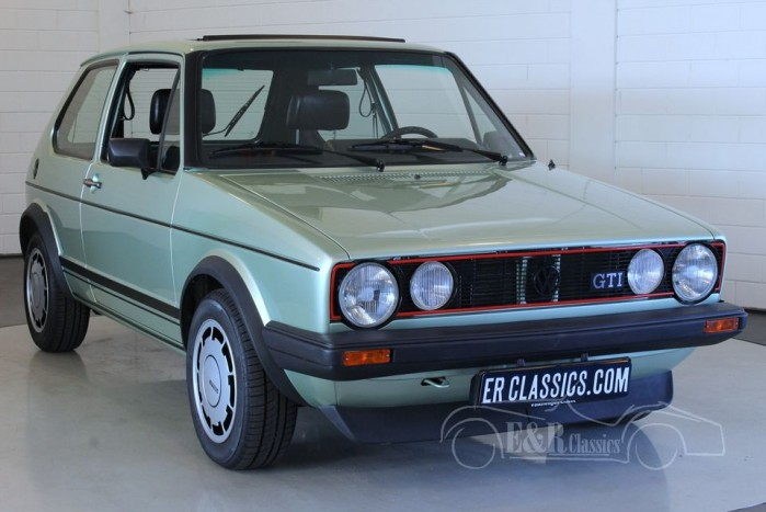 Volkswagen Golf GTI MKI 1981 for sale
