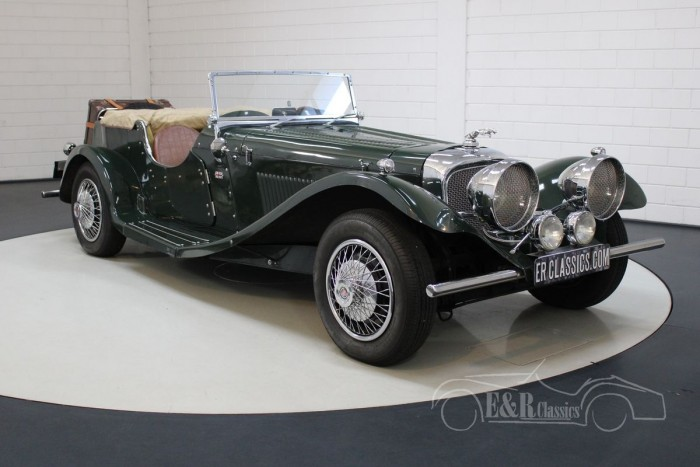 Jaguar SS 100 Replica for sale