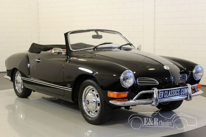 VW Karmann Ghia cabriolet 1971  for sale