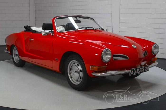VW Karmann GhiaCabrioletの販売
