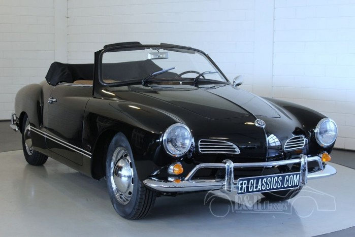 volkswagen karmann ghia 1966 for sale at erclassics. Black Bedroom Furniture Sets. Home Design Ideas