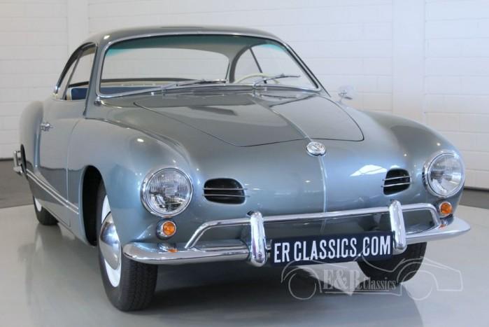 0c84366ce80d1c Volkswagen Karmann Ghia Lowlight 1958 in very good condition