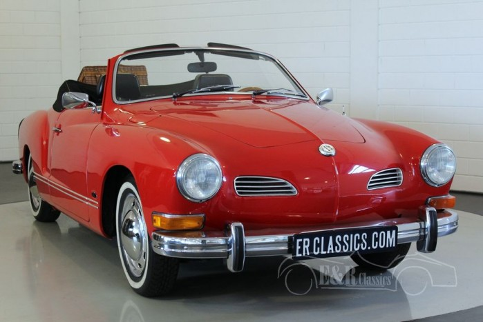 Volkswagen Karmann Ghia 1972 for sale