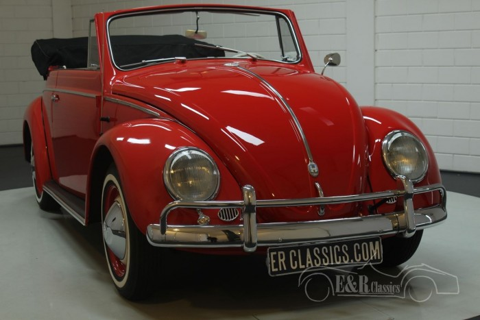 VW Beetle Convertible 1959 for sale